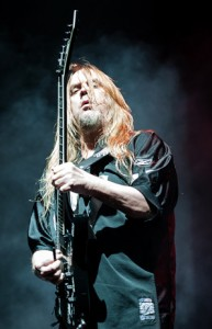 In memoriam Jeff Hanneman