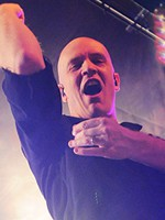 Devin Townsend Project - Budapest, Barba Negra Music Club, 2015. március 12.