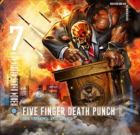 Five Finger Death Punch: And Justice For None