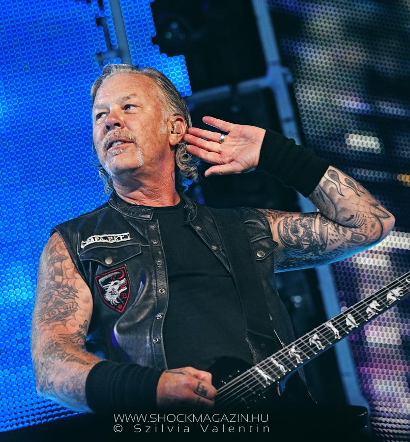 Metallica - Bécs, 2019. augusztus 16.