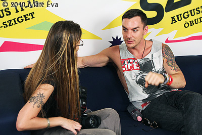 30 Seconds To Mars - Shannon Leto