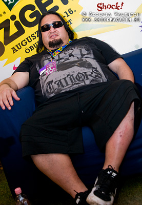 Fear Factory - Dino Cazares