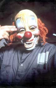 Slipknot - Shawn Crahan