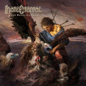 Hate Eternal: Upon Desolate Sands