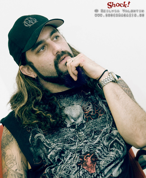 Dream Theater - Mike Portnoy